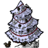 All-Natural White Christmas Tree