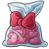 Bag of Cherry Hearts