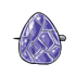 Blue Egg Pin