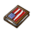 Book of the American Flag
