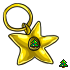 Christmas Tree Icon Keychain