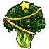 Decorated Broccoli