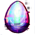 Eggceptionally Glitchy Egg
