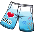 Father's Day Shorts