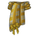 Gold and Silver Present Scarf
