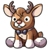 Prancer Plush