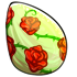 Rose and Vines Egg