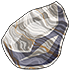 Eggspired Striped Flint Egg
