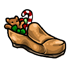 Stuffed Holiday Shoe