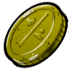 Sunken Treasure Gold Coin