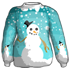 Tacky Snowman Sweater