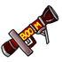 Boomstick Fireworks Launcher